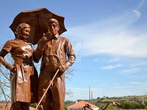 Ngọt ngào Lễ hội chocolate đặc sắc của Bồ Đào Nha