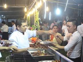 Tổ chức liên hoan Ẩm thực quốc tế tại Festival Huế 2018