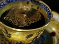 Cốc cà phê 20 năm tuổi có giá hơn 20 triệu của Nhật Bản