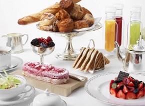Điểm danh những bữa sáng hoàn hảo của các khách sạn