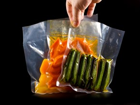 How to Sous Vide Vegetables