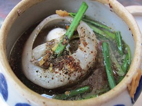 Feast On Fancy Fish Eyes in Tuna-Loving Phú Yên