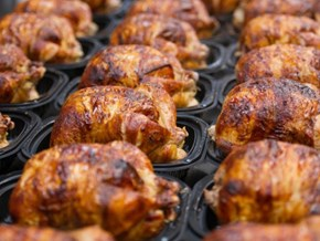 Bí mật phía sau món gà nướng Rotisserie nổi tiếng của Pháp