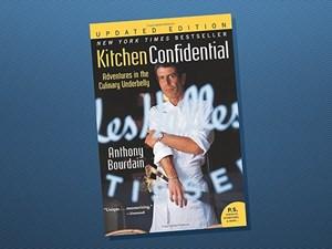 Tự truyện mới của đầu bếp Anthony Bourdain sẽ ra mắt năm 2019