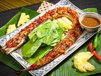 Món cá tào lao của người dân Quảng Ngãi