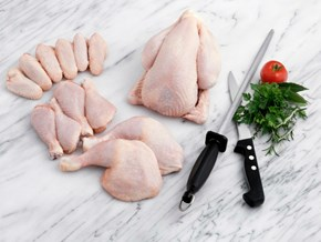 FDA xác nhận thịt gà công nghiệp chứa chất gây ung thư