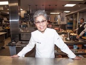 Nữ đầu bếp Việt thành danh ở California