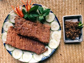 Bò Một Nắng - A Highlands' Specialty