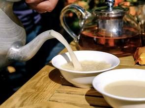 Trà bơ – thức uống tinh túy của người Tây Tạng