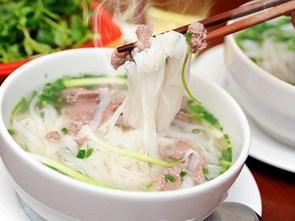 Phở Việt Nam, món ăn gây thương nhớ