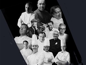 13 đầu bếp danh tiếng thế giới trổ tài ở Hà Nội
