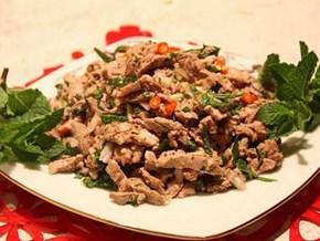 Lạp cá của người Thái