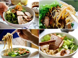 A Food Map of Where to Eat What in Vietnam