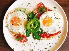 Vòng quanh thế giới với những món trứng ngon