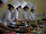 """Cuộc thi nấu ăn tìm kiếm """"siêu đầu bếp"""" ở Triều Tiên"""