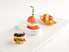 Bí mật của những phần ăn bé tí trên chiếc đĩa to ở nhà hàng