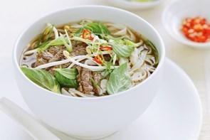Hương vị phở Việt ở Queenstown