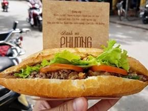 Bánh mì Phượng Hội An 'xuất khẩu' sang Hàn Quốc